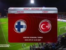Finlandia 2:2 Turcja