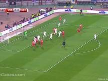 Serbia 1:0 Gruzja