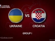 Ukraina 0:2 Chorwacja
