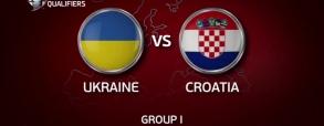 Ukraina - Chorwacja