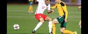 Litwa U21 0:2 Polska U21
