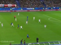 Francja - Białoruś 2:1