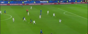 Francja 2:1 Białoruś