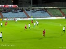 Luksemburg 1:1 Bułgaria