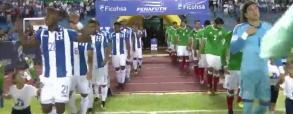 Honduras - Meksyk
