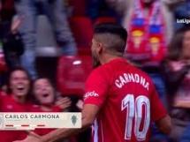 Sporting Gijon 1:1 SD Huesca