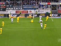 MSV Duisburg 0:0 Eintracht Brunszwik