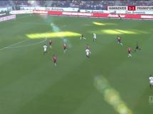 Hannover 96 - Eintracht Frankfurt 1:2