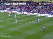 Crystal Palace 2:1 Chelsea Londyn