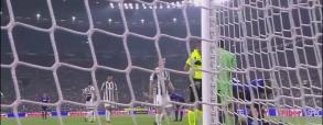 Juventus Turyn 1:2 Lazio Rzym