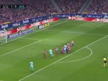 Atletico Madryt 1:1 FC Barcelona