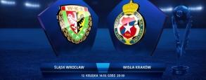 Śląsk Wrocław 0:2 Wisła Kraków