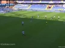 Sampdoria 3:1 Atalanta
