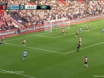 Southampton 2:2 Newcastle United