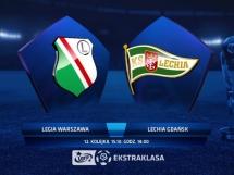 Legia Warszawa 1:0 Lechia Gdańsk