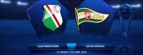 Legia Warszawa - Lechia Gdańsk