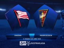 Cracovia Kraków - Pogoń Szczecin 3:0