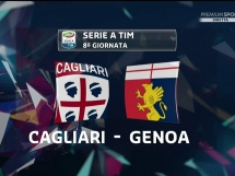 Cagliari 2:3 Genoa