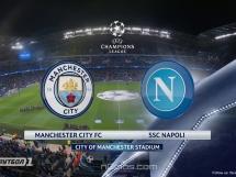 Manchester City - Napoli 2:1