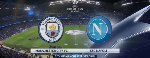 Manchester City 2:1 Napoli