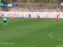 AS Monaco U19 3:0 Besiktas Stambuł U19