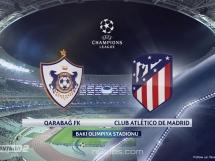 Karabach Agdam 0:0 Atletico Madryt