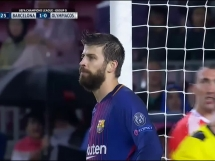 FC Barcelona 3:1 Olympiakos Pireus