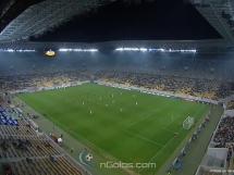 Zoria Ługańsk 2:1 Hertha Berlin