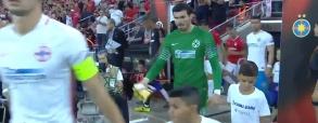 Hapoel Be'er Szewa - Steaua Bukareszt