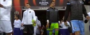 Nice 1:3 Lazio Rzym