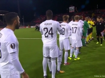 Östersunds FK 2:2 Athletic Bilbao