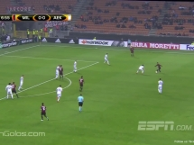 AC Milan 0:0 AEK Ateny