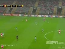 Sporting Braga 0:2 Ludogorets
