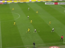 Eintracht Frankfurt - Borussia Dortmund 2:2
