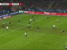 Hamburger SV - Bayern Monachium 0:1
