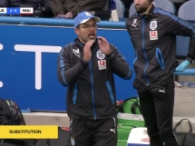 Huddersfield 2:1 Manchester United