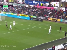 Swansea City 1:2 Leicester City