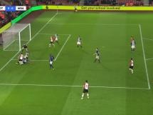 Southampton 2:2 West Bromwich Albion
