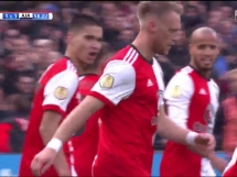 Feyenoord 1:4 Szachtar Donieck