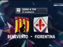 Benevento 0:3 Fiorentina