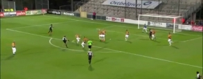 SV Zulte-Waregem 2:5 Vitesse