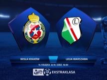 Wisła Kraków - Legia Warszawa 0:1