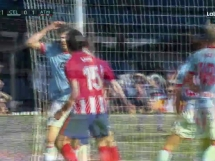 Celta Vigo - Atletico Madryt 0:1
