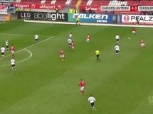 Kaiserslautern 0:1 MSV Duisburg