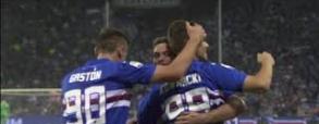 Pierwsza bramka Kownackiego w Serie A!