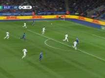 Leicester City 3:1 Leeds United
