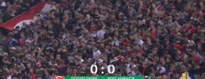 Fortuna Düsseldorf 0:1 Borussia Monchengladbach