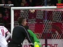 Spartak Moskwa 5:2 Spartak Nalczyk