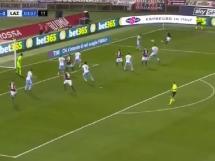 Bologna 1:2 Lazio Rzym