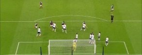 Tottenham Hotspur 2:3 West Ham United